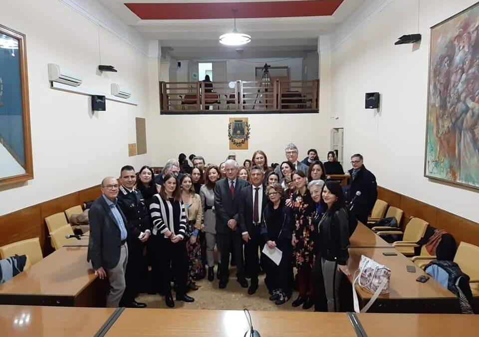 Protocollo d'Intesa Istituzionale della Rete Antiviolenza