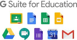 Video tutorial e materiali informativi su G Suite per le famiglie