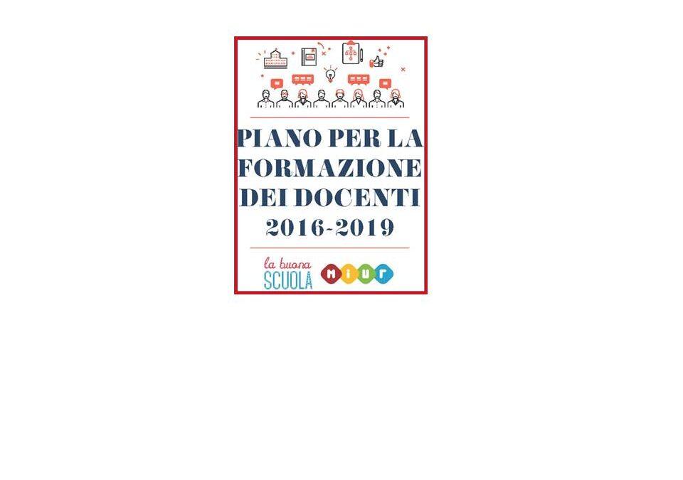 Piano Formazione docenti a.s. 2017/18 e 2018/19