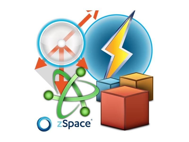 Dimostrazione software Zeta space