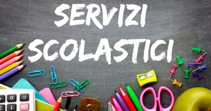 Domande per la fruizione dei servizi scolastici mensa e trasporto per l'a.s. 2019/20120